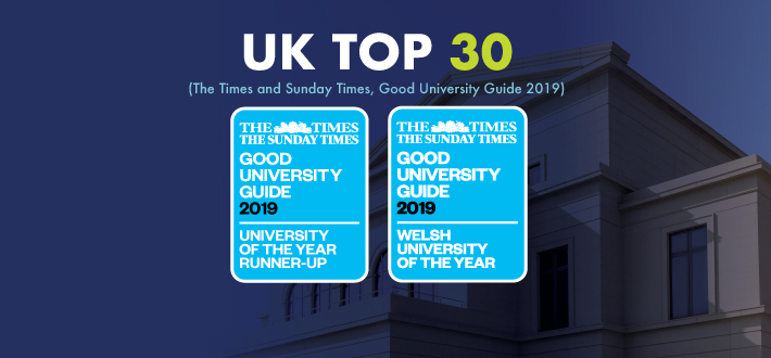 The Times and The Sunday Times Good University Guide