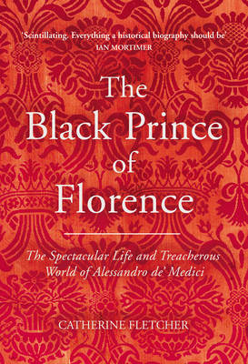 Black Prince of Florence - cover
