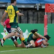 GB v Oz mens rugby