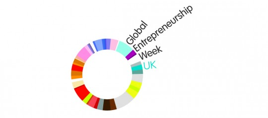 Global Entrepreneurship Week 2013 logo