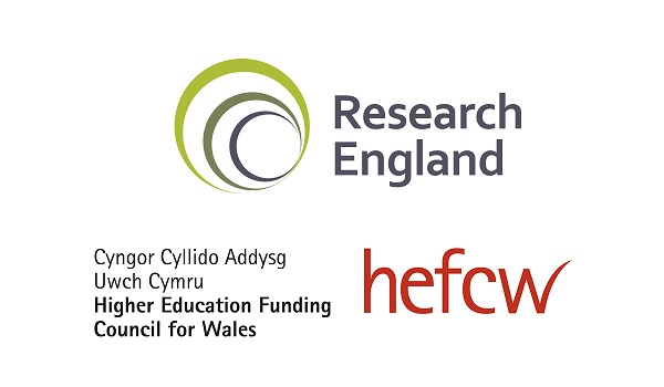 Research England and HEFCW