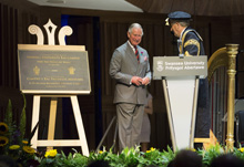 HRH Opening of Bay Campus 3