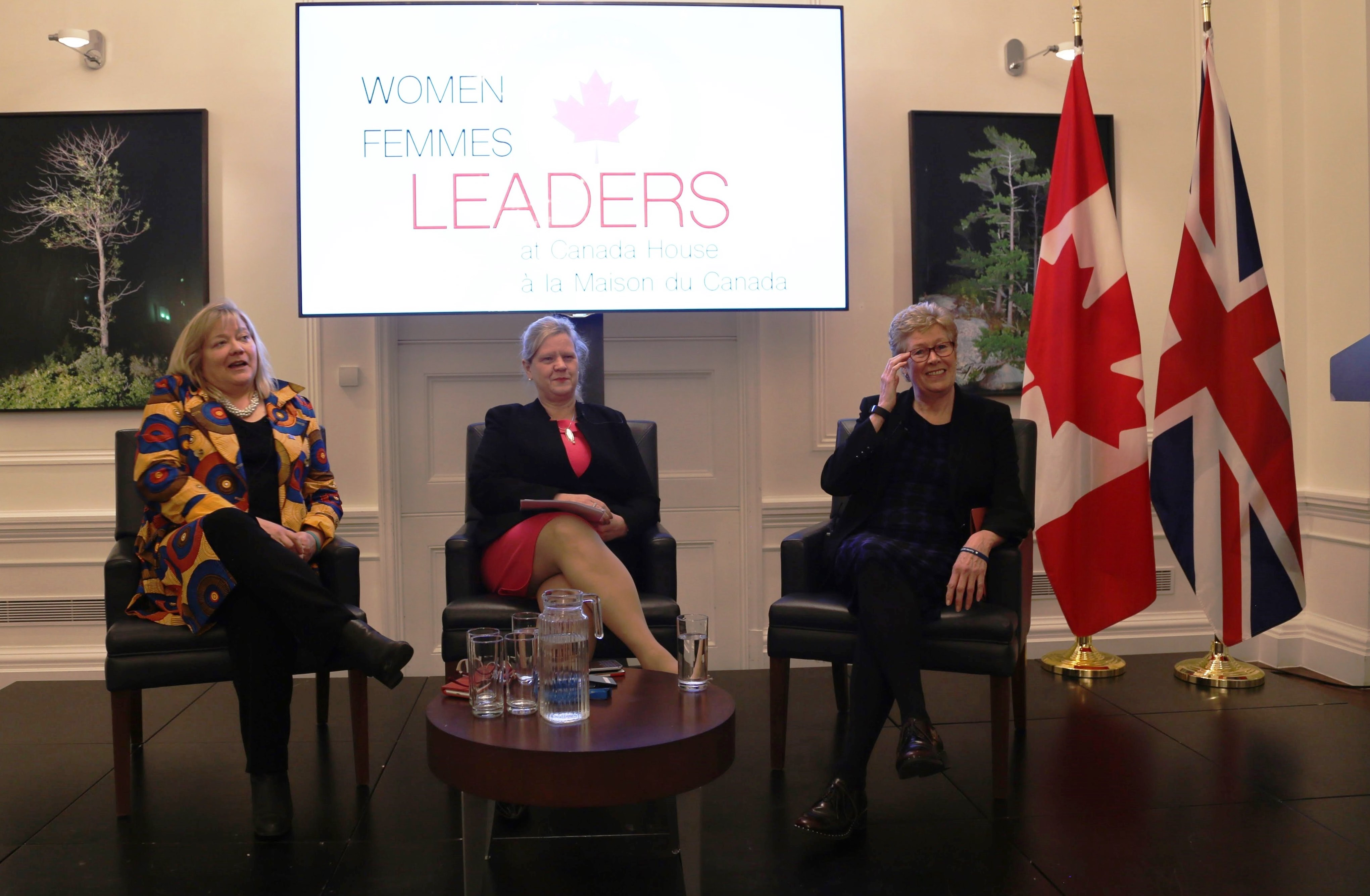Woman Leaders at Canada House