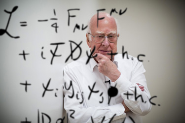 Professor Higgs July 2012