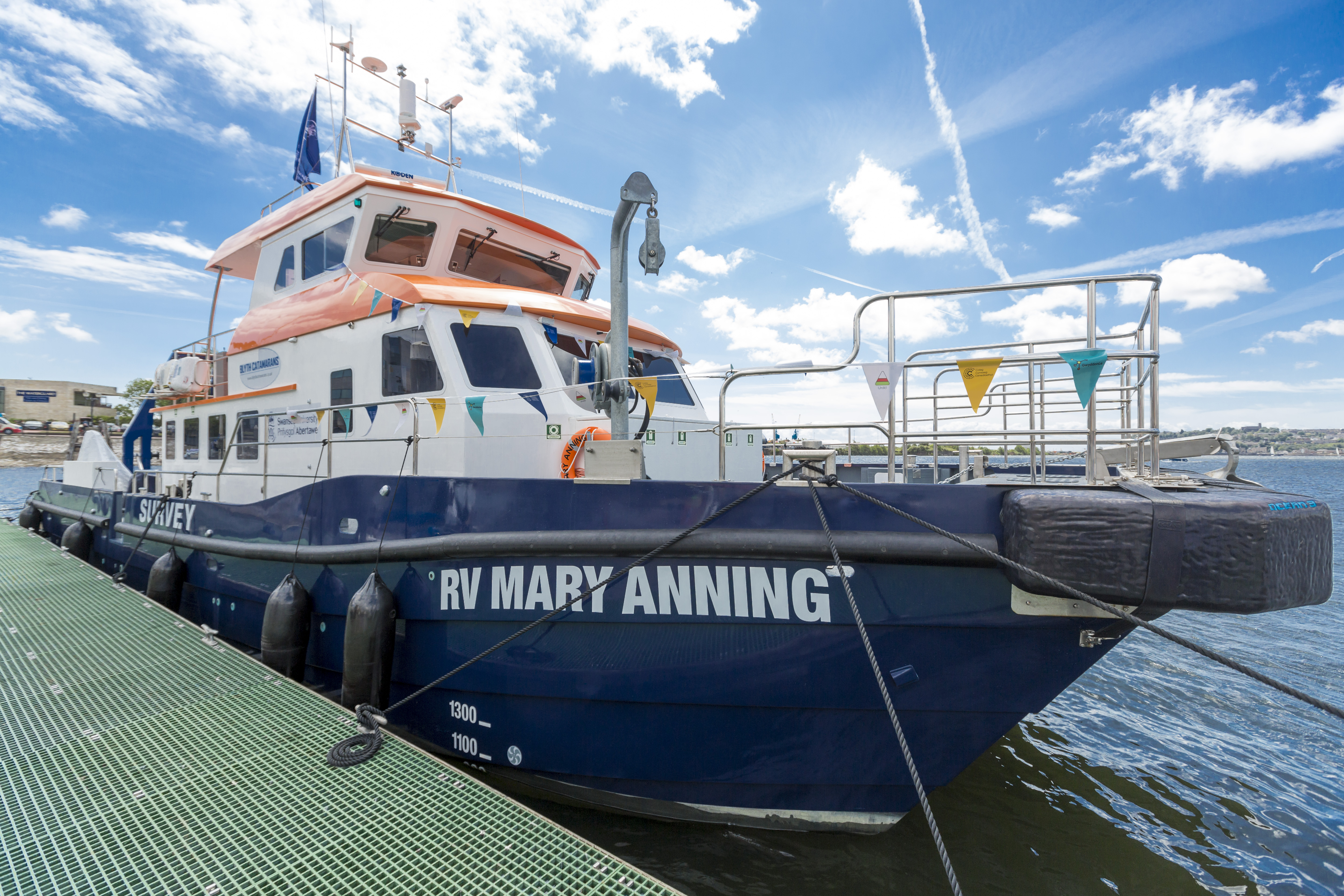 RV Mary Anning