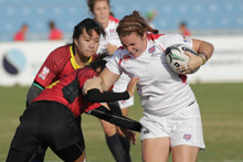 World rugby 7's GBR women
