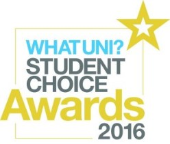WhatUni 2016 logo